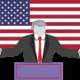 トランプ氏が大統領就任演説、要するにアメリカ・ファーストが言いたかった演説。トランプ氏の演説は心に響かなかったが、トランプ氏の一貫性は見た。
